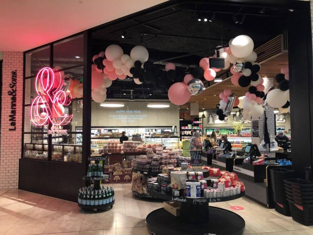 Lamanna & sons supermarket