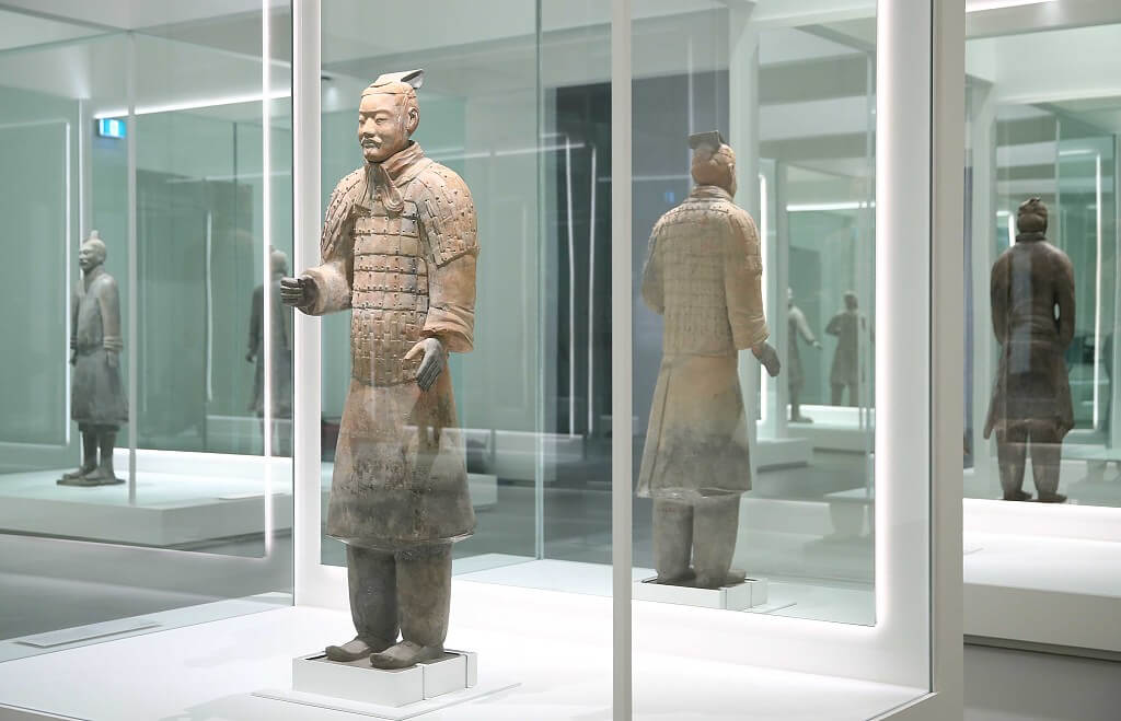 Ngv- terracotta warriors